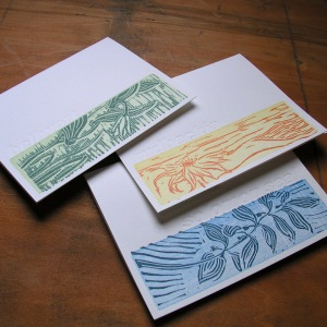 note cards - almost sold out